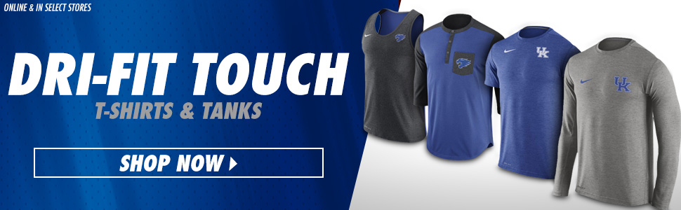 Shop New Dri-Fit Apparel!