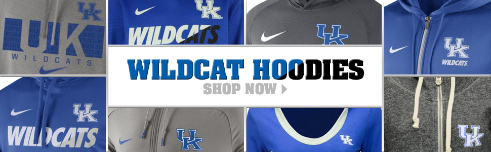 Shop Wildcat hoodies!