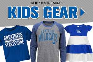 Shop Kentucky Wildcats Kids!