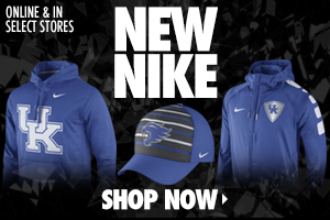 Shop Kentucky Wildcats Nike Apparel, Headwear, and more!