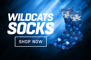 Shop Kentucky Wildcats Socks!