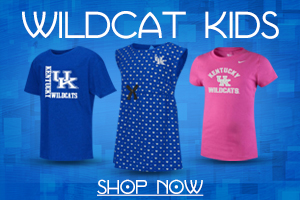 Shop Kentucky Wildcats Kids Gear Now!