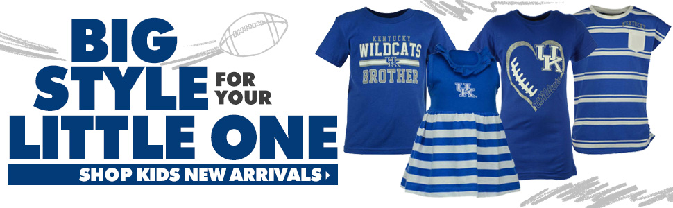Shop Kentucky Kids Gear!