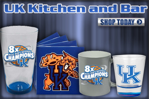Put Wildcats All Over Your Home!