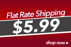 $5.99 Flat Rate Shipping! Shop Now!