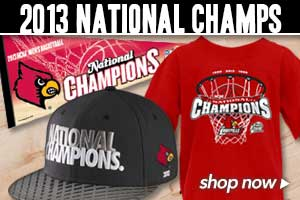 Shop Louisville National Championship Gear!