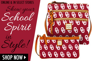 Shop New OSU Dooney & Bourke!