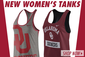 Shop Sooner Ladies Tanks!