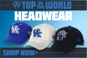 Shop Kentucky Top Of The World Caps