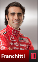 Dario Franchitti Hats & Apparel