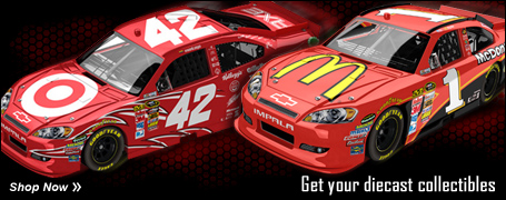 Shop Ganassi Team Diecast