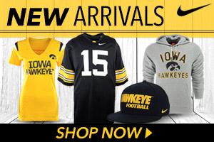 Shop Iowa Hawkeyes New Nike Hats, Jerseys, Hoodies and more!