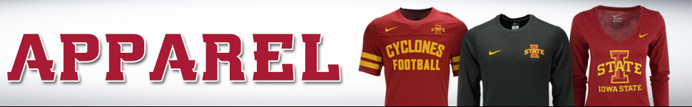 Shop Iowa State Apparel