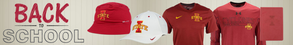 Shop Iowa State Back to School
