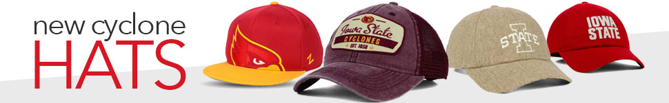 Shop new Iowa State Headwear