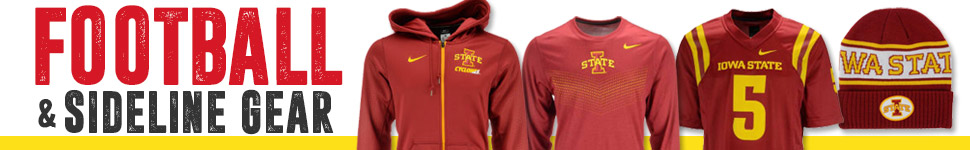 Shop Iowa State Sideline Gear