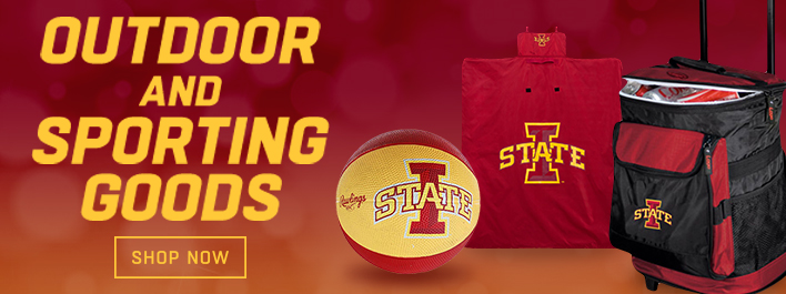 Shop ISU Outdoor & Sporting Goods!