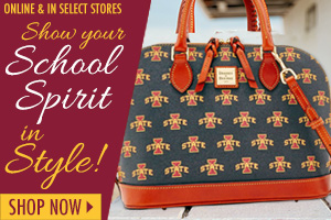 Shop ISU Dooney & Bourke!