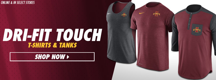 Shop New CYS Dri-Fit Touch Apparel!