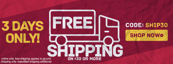 Shop New Arrivals and get Free Shipping