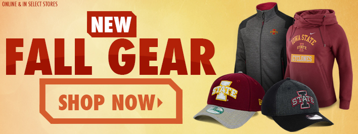 Shop New Cyclone Fall Gear!