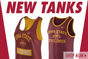 Shop ISU New Tanks!