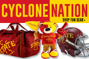 Shop Iowa State Fan Gear & Novelties