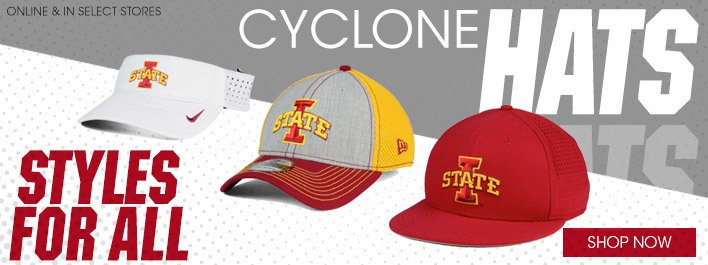 Shop Iowa State Headwear!
