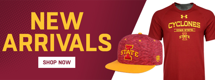 Shop New Cyclones Gear!