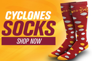 Shop ISU Sock Collection