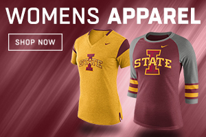 Shop ISU Women's Apparel