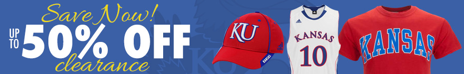 Shop Kansas Jayhawks Clearance Hats, Caps, Apparel, Novelties and Accessories