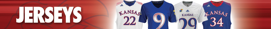 Shop Kansas Jayhawks Football, Baseball and Basketball Jerseys