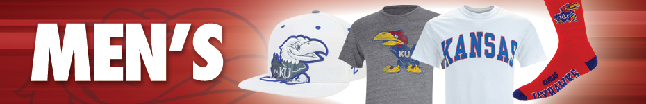 Shop Kansas Mens Hats, Caps, Apparel and Novelties