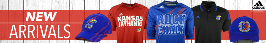 Shop Kansas Jayhakws adidas New Arrivals