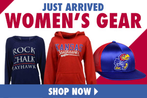 Shop New Ladies Jayhawks Apparel!
