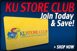 Save Up to 25% Off with your KU Store Club Card!