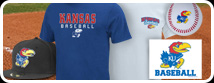 Get Your Jayhawks Baseball Gear!
