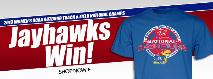 Kansas Women are National Champs! Get Your T-Shirt Now!