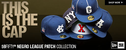 Shop Negro League Patch Collection 59FIFTY Cap