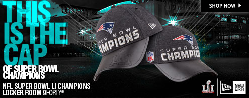 New England Patriots are Super Bowl Champs!
