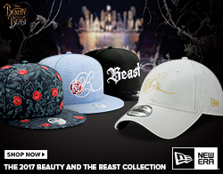 Shop 2017 Beauty and the Beast Collection