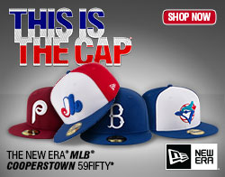 Shop the MLB Cooperstown Collection