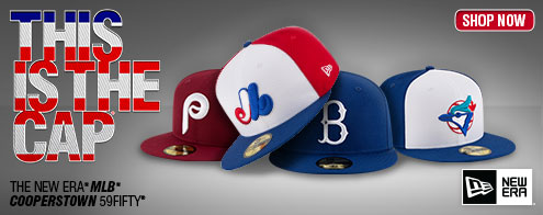 Shop MLB Cooperstown Collection