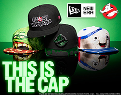 Shop New Era Ghostbusters Headwear!
