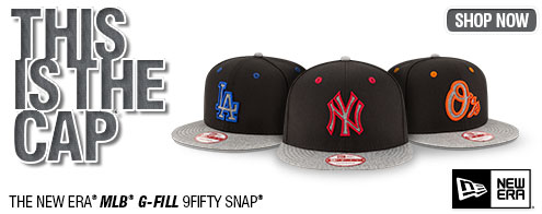 Shop New Era G-Fill Headwear!