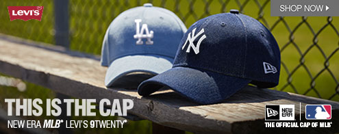 Shop the MLB x Levi Collection