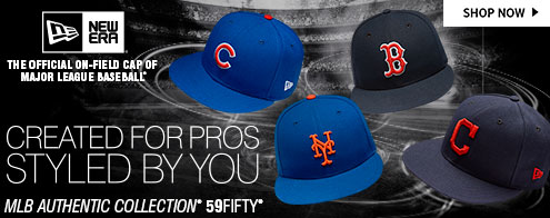 Shop the MLB Authentic Collection