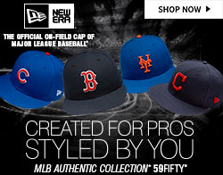 Shop MLB Authentic Collection
