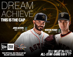 Shop 2017 MLB All-Star Game Collection!